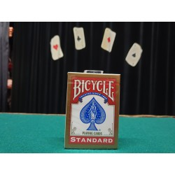 Baraja Bicycle Standard Roja