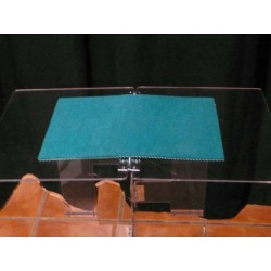 FOLDABLE METHACRYLATE TABLE