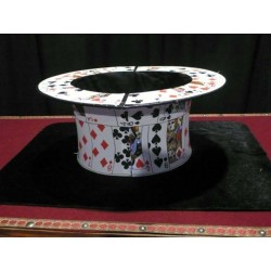 CARD TOP HAT