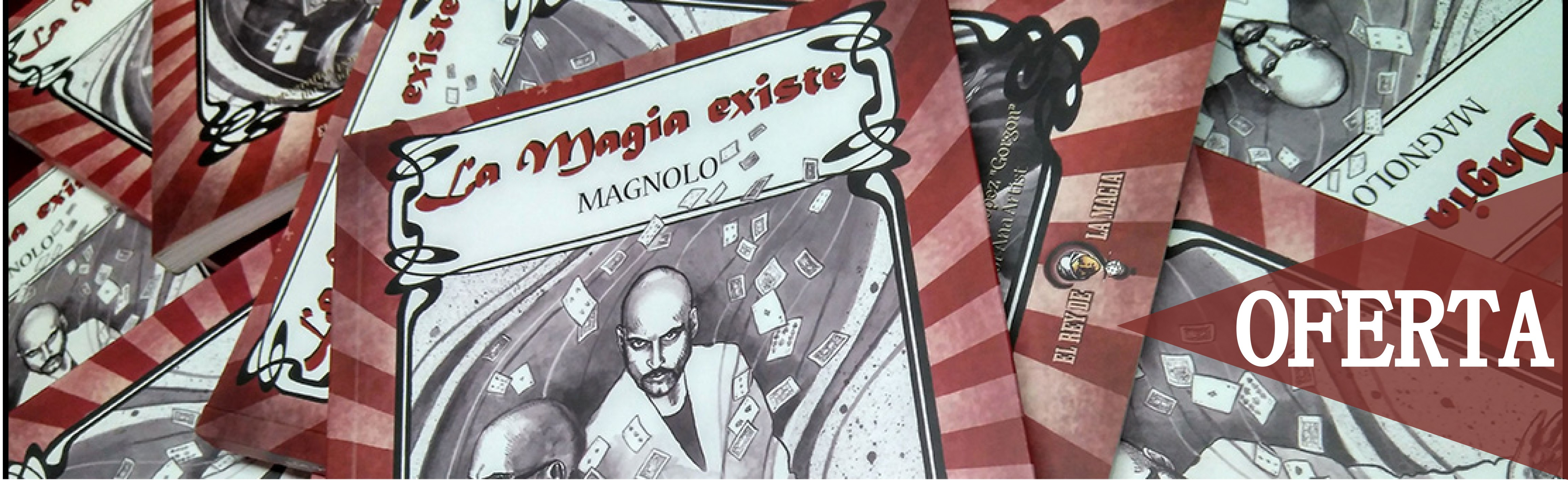 La magia existe magic book only 20€
